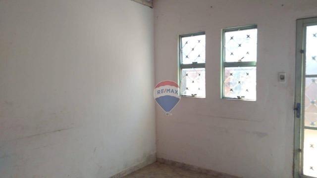 Ótima oportunidade de investimento, Casa com 3 quartos, sala, cozinha e banheiro com, 59 m - Foto 9