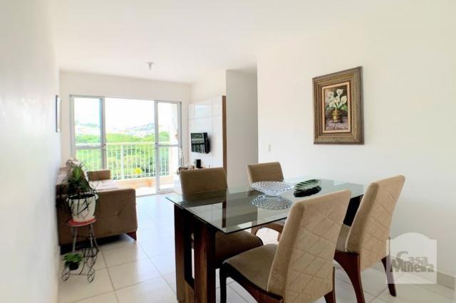 Apartamento à venda com 3 dormitórios em Paquetá, Belo horizonte cod:258746 - Foto 2