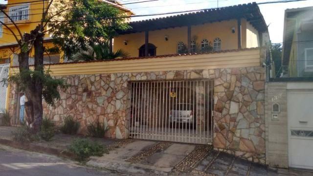 Casa à venda com 4 dormitórios em Santa rosa, Belo horizonte cod:2469