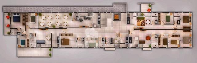 Apartamento 03 quartos (01 suíte) no Braga, São José dos Pinhais - Foto 13