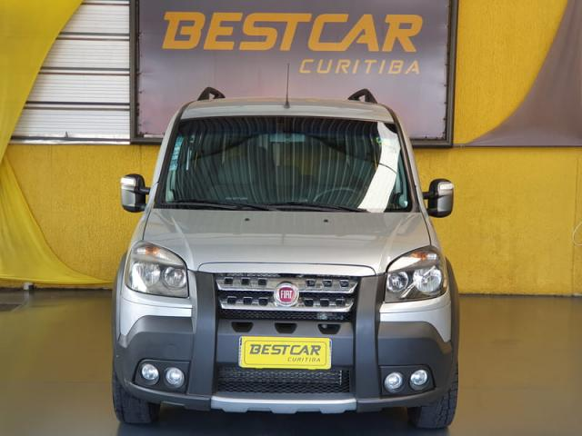 FIAT DOBLO ADVENTURE LOCKER 1.8 8V FLEX - Foto 7