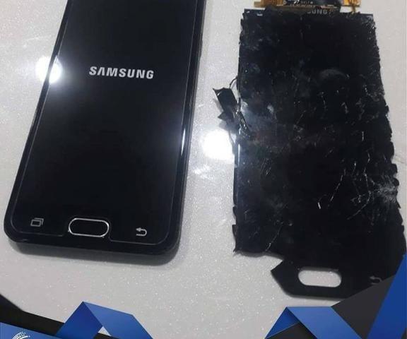 Tela Touch e Display Samsung J5 Pro - J7 Pro entre outros