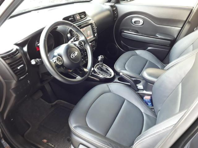 Kia 2016 soul 1.6 ex Automatico top de linha impecável garantia de fábrica teto confira - Foto 8
