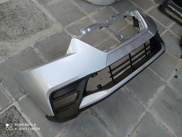 Parachoque Dianteiro Nissan Kicks Original Modelo sem Tampa Reboque Quadrada - Foto 3