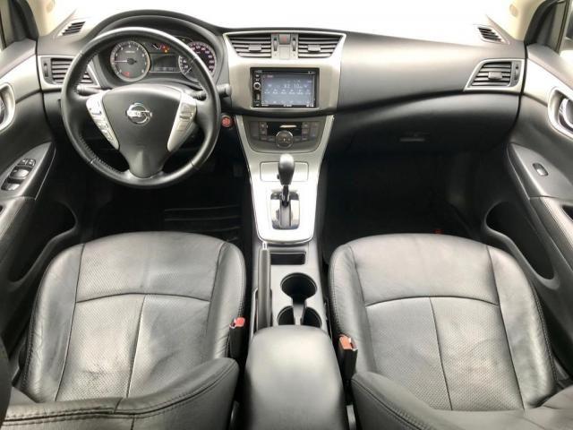 Sentra SL 2.0  2.0 Flex Fuel 16V Aut. - Foto 9