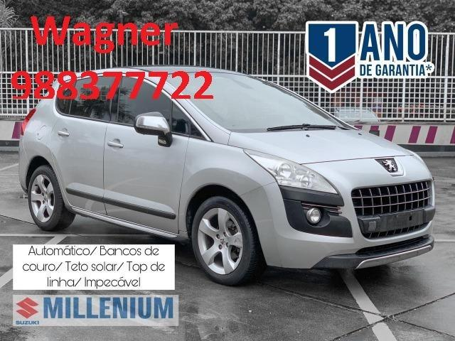 Peugeot 3008 1.6 Griffe Thp 2014 - Wagner - Foto 2