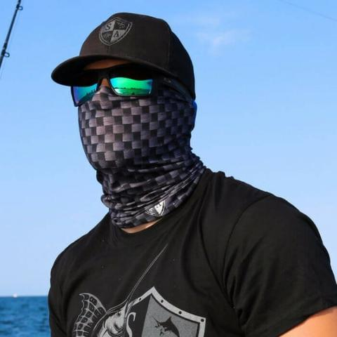 c9acd53219 Bandana para pesca com proteçao solar uv 50+ novo