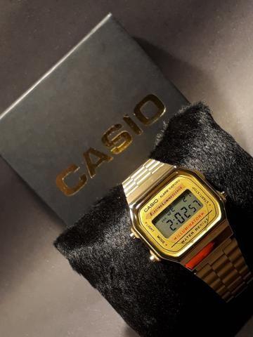 1156fb4b16f Relógio Casio Vintage - Bijouterias