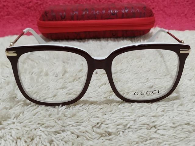 Armação Gucci feminina linda ) - Bijouterias, relógios e acessórios ... 23299bb808