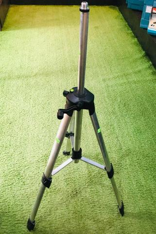 Tripe para câmera e nível a laser - Foto 4