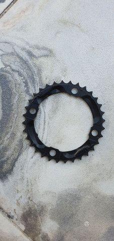 Vendo peças bike 10v - Foto 3