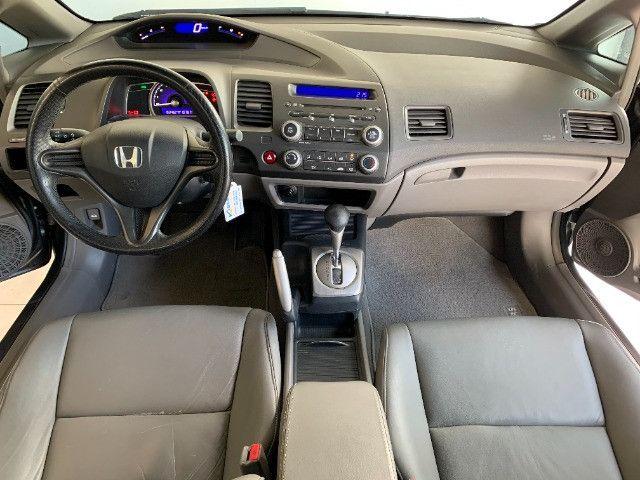 Honda Civic LXS 1.8 automático 2007, Único dono - Foto 9