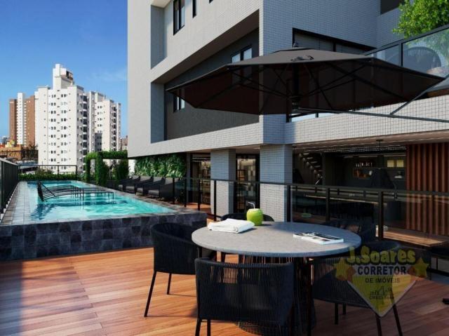 Apartamento 2 Quartos para Venda em João Pessoa, Aeroclube, 2 dormitórios, 1 suíte, 2 banh - Foto 2