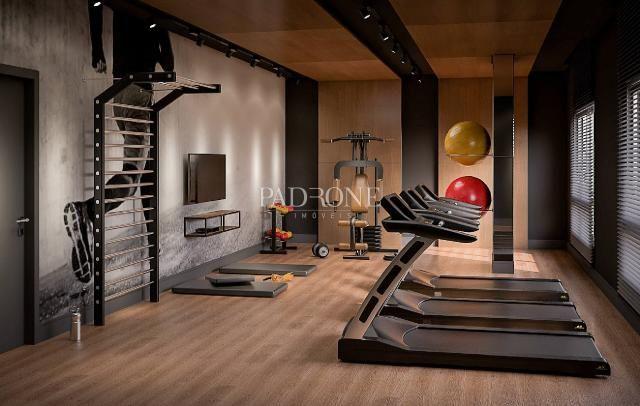 Apartamento à venda com 1 dormitórios em Bacacheri, Curitiba cod:AP0207 - Foto 11