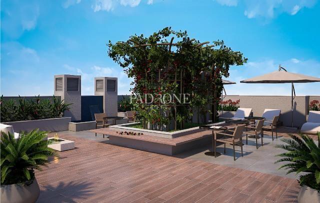 Apartamento à venda com 1 dormitórios em Bacacheri, Curitiba cod:AP0207 - Foto 6