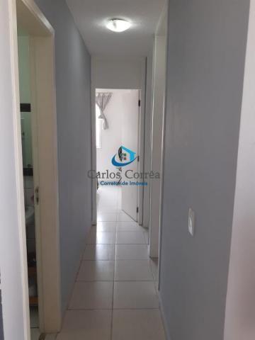 Apartamento 3 Quartos para Venda em Itaboraí, Retiro, 3 dormitórios, 1 suíte, 2 banheiros, - Foto 17