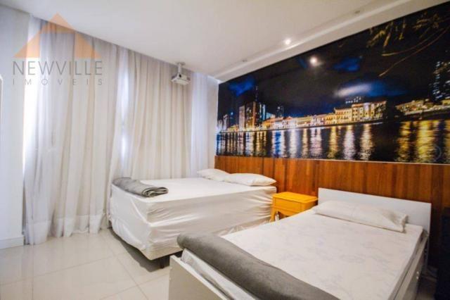 Apartamento com 4 dormitórios à venda, 240 m² por R$ 1.999.999 - Boa Viagem - Recife - Foto 12