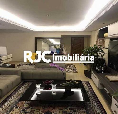 Apartamento à venda com 4 dormitórios em Tijuca, Rio de janeiro cod:MBAP40466 - Foto 16