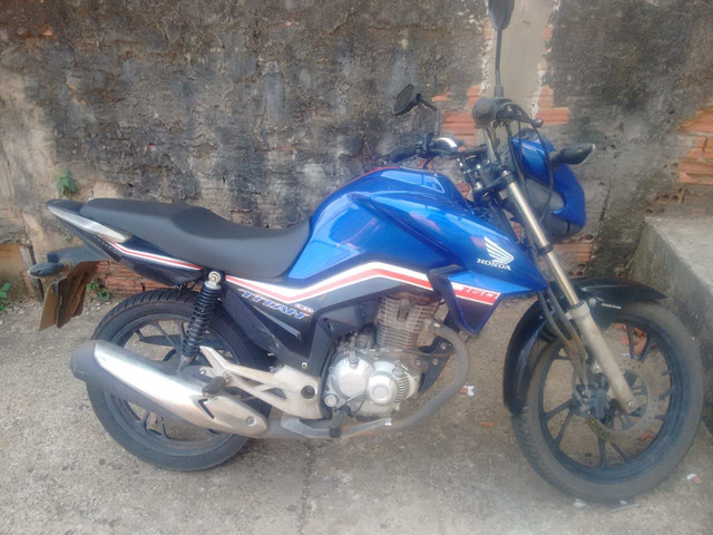 Moto Titan 160 Ano 2019