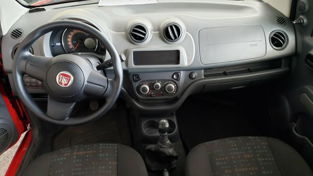 Fiat uno evo vivace 1.0 2014/2015 vermelha - Foto 4
