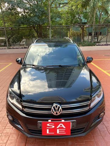 Tiguan 2.0 TSI 4WD 2012 - Volkswagen - 4X4 - Foto 14
