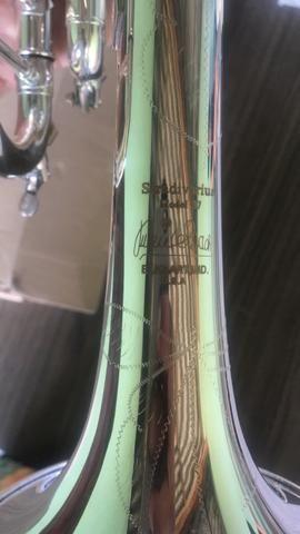 Trompete Vicent Bach Stradivarius modelo 37 - Foto 6