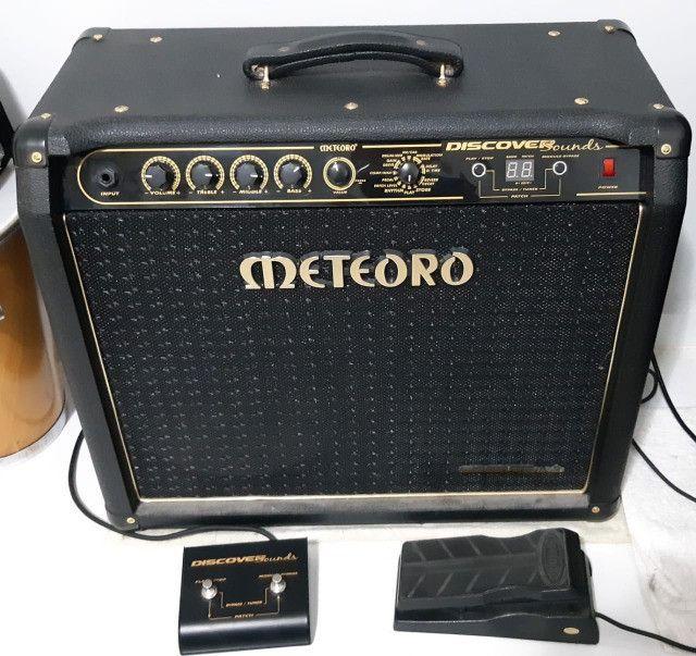 Amplificador Meteoro Discover Sounds