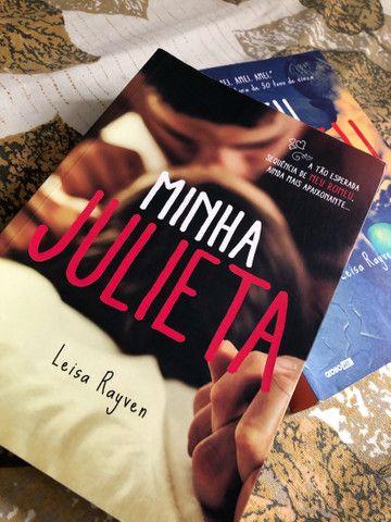 Livros seminovos, meu romeu e minha julieta - Foto 2