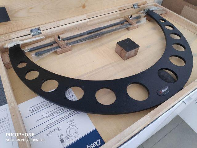 Micrômetro 500-600 Dasqua - Foto 4