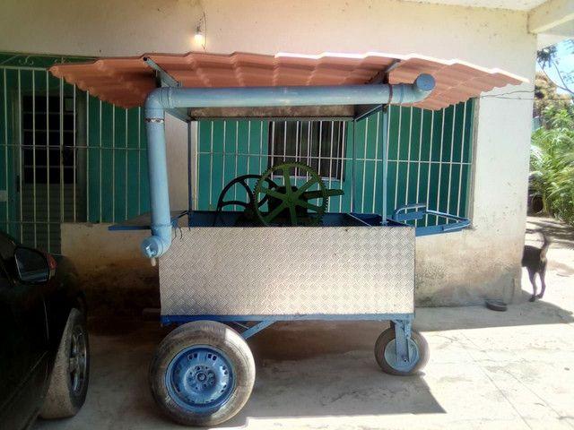 Carroça De Caldo De Cana  - Foto 4