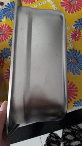 Cubas Aluminio para Carrinho de Lanches - Foto 2