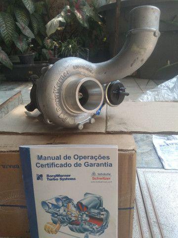 Turbina da Renault Master , nova com garantia de fabrica e nota fiscal, 1500,00
