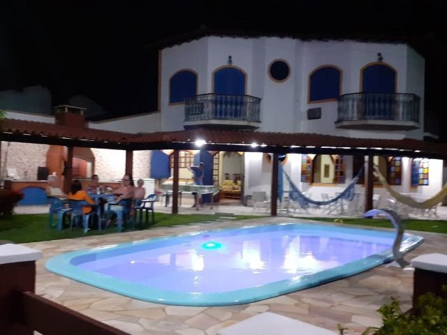 Casa Frente praia-Piscina Cond. fechado. Local Privilegiado - Praia Linda-4 qtos suites - Foto 19