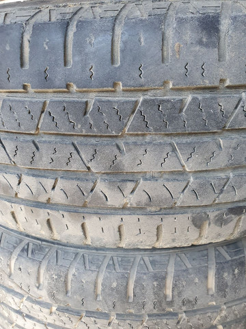 4 pneus 195 60 R16 Continental 89T - Foto 4
