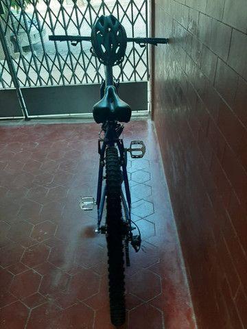 Bicicleta Seminova Carbon - Foto 2
