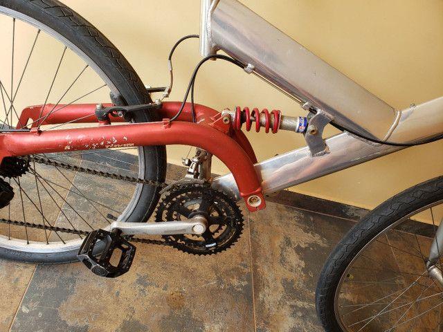 Bike montada aro 26 - Foto 2