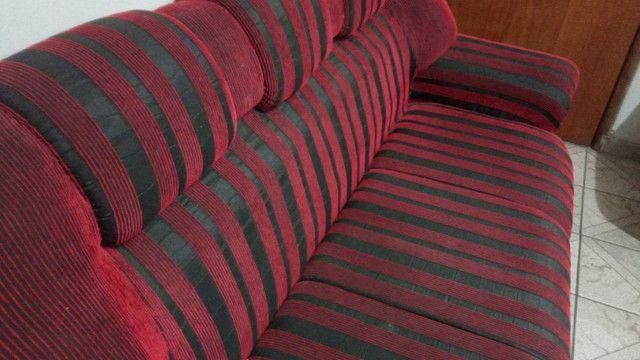Jogo de dois sofás (Manhuaçu-MG) - Foto 2