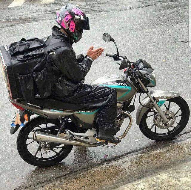 Preciso motoboy free lance