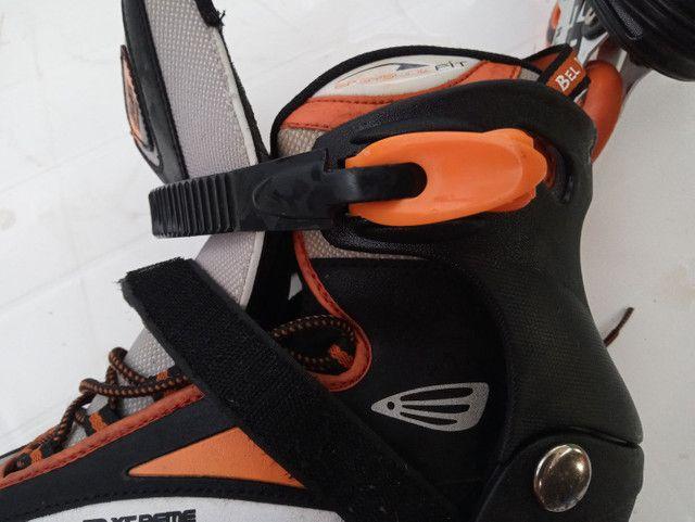 Patins Bel Rollers BX5000 - Foto 3