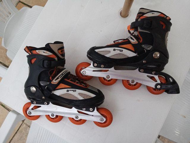 Patins Bel Rollers BX5000 - Foto 2