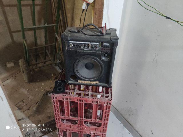 Caixa de som profissional Multilaser - Foto 4