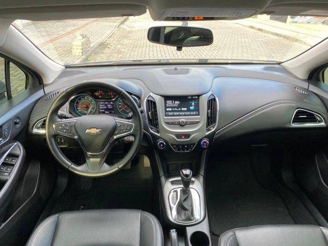 CRUZE 2019/2019 1.4 TURBO LT 16V FLEX 4P AUTOMÁTICO - Foto 9