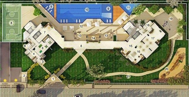 Apartamento com 4 dormitórios à venda, 177 m² por R$ 1.243.451,10 - Altiplano Cabo Branco  - Foto 16