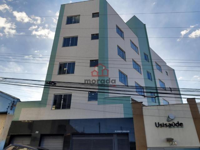 Apartamento para aluguel, 3 quartos, 1 vaga, CENTRO - ITAUNA/MG