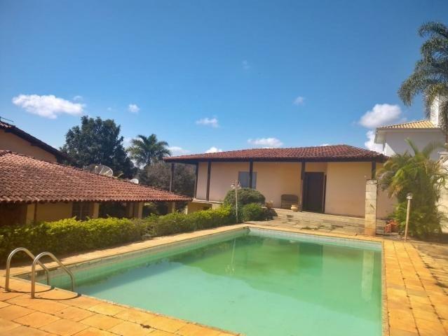 Casa em Condominio à venda, 4 quartos, 3 suítes, 6 vagas, Condados da Lagoa - Lagoa Santa/