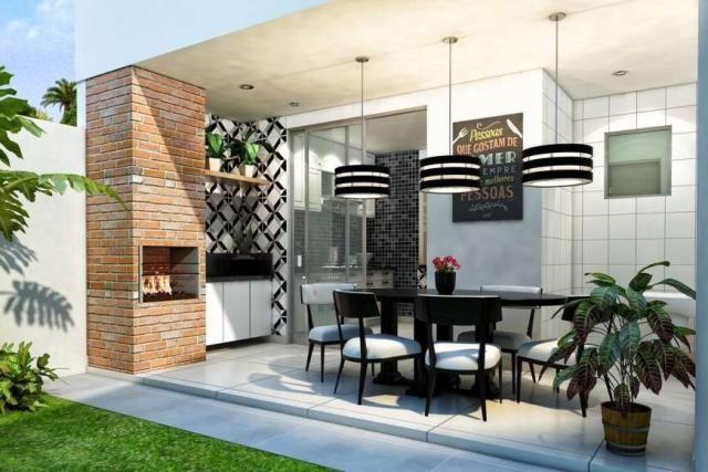 Casa duplex , 03 quartos, 04 vagas, 132,00 m², Bairro Itapoã. - Foto 3