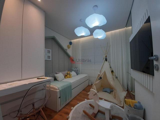Cobertura à venda, 4 quartos, 1 suíte, 4 vagas, Castelo - Belo Horizonte/MG - Foto 8