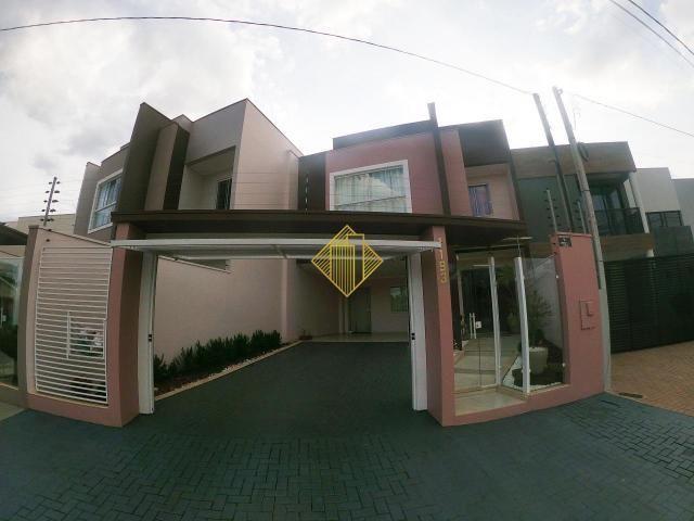 Sobrado à venda, 03 Suíte, 03 Vagas de garagem, Vila Industrial - Toledo/PR - Foto 2