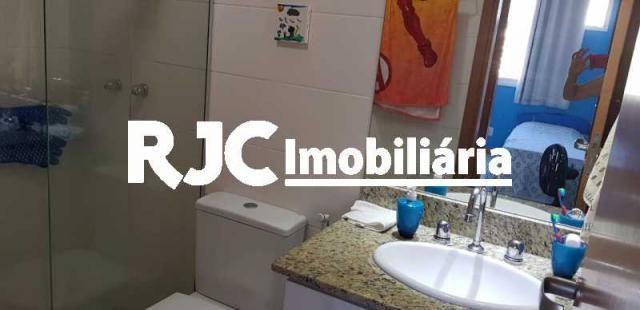 Apartamento à venda com 3 dormitórios em Tijuca, Rio de janeiro cod:MBAP32623 - Foto 8