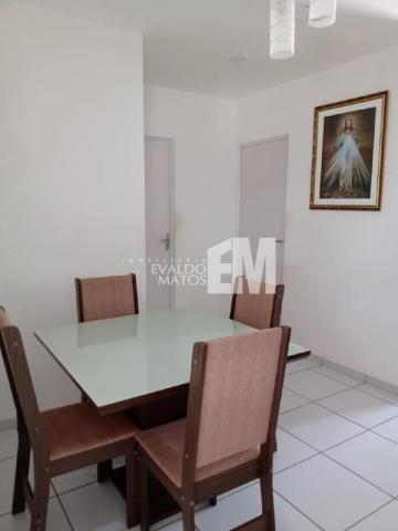 Apartamento à venda no Condomínio Edifício Itaúnas - Teresina/PI